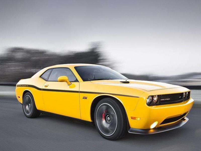 Спорткар SRT Barracuda возможно будет комплектоваться 4-цилиндровым двигателем