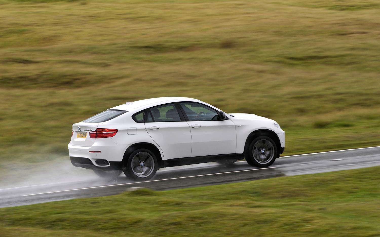 Появилась информация о стоимости дизельной версии BMW X6 в России