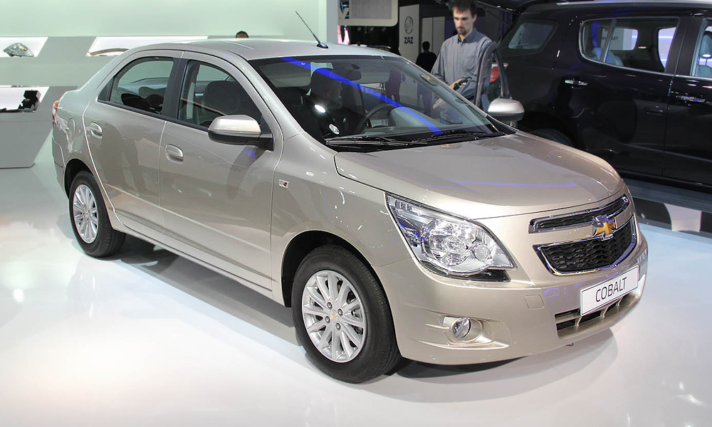 В Узбекистане запущено производство бюджетной модели Chevrolet