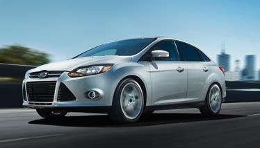 Ford Focus становится лидером продаж