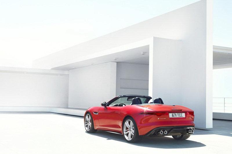 Jaguar F-Type – больше подробностей