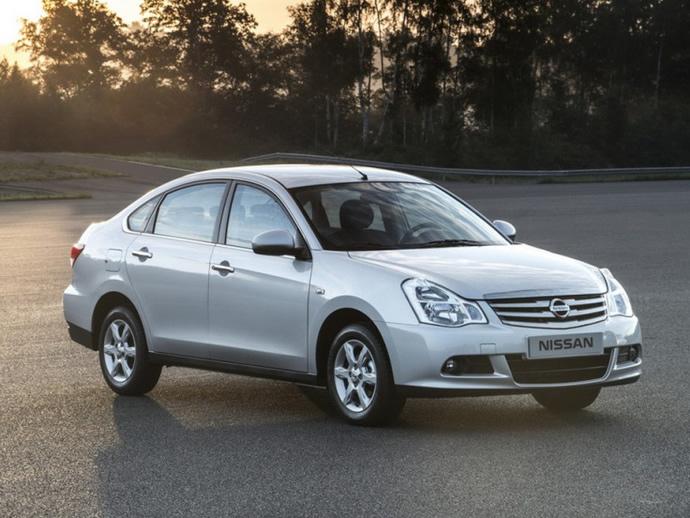 Изменилась дата начала продаж нового Nissan Almera