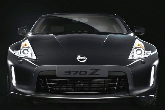 На Парижском моторшоу Nissan представит обновленный 370Z
