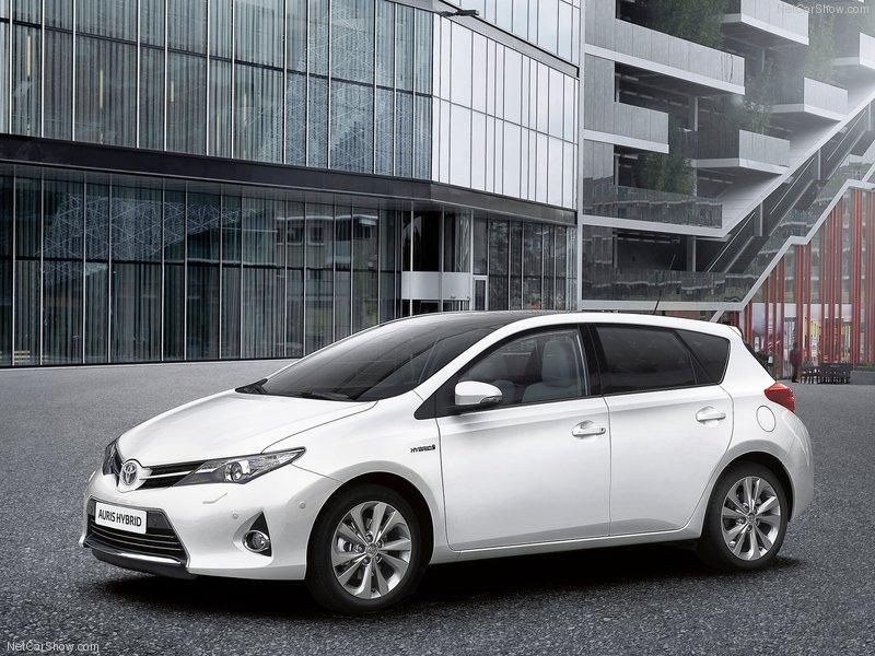 В Париже Toyota намерена представить новый Auris