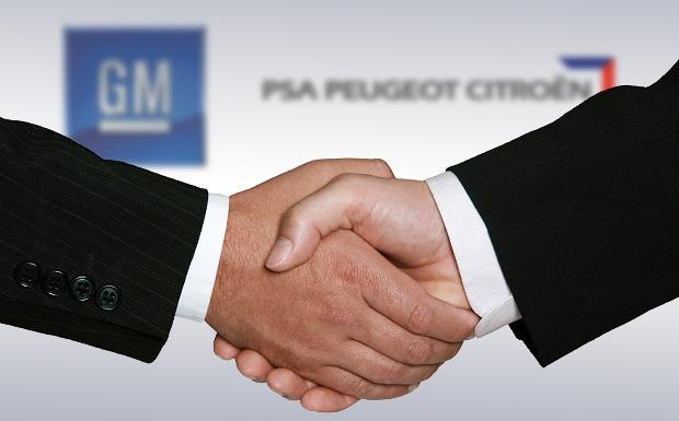На базе Citroen и Opel может появиться совместное предприятие