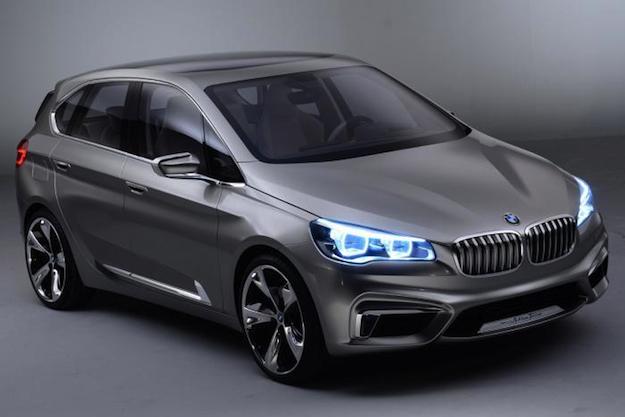 BMW намерена выпустить большое количество переднеприводных моделей