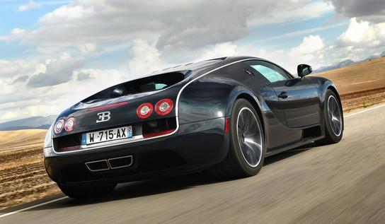 Ждем Bugatti Veyron мощностью 1600 «лошадей»