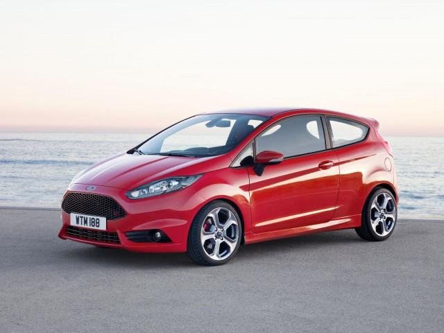 В Париже Ford представил новый Fiesta