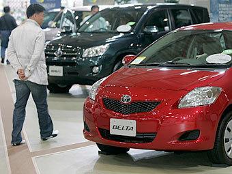 В Китае зафиксировано падение рынка японских авто на 40%