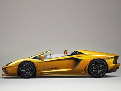 Итальянский производитель суперкаров представит 4-дверную модификацию Aventador