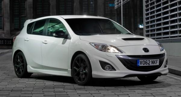 Mazda3 MPS 2013 года вышла на рынок