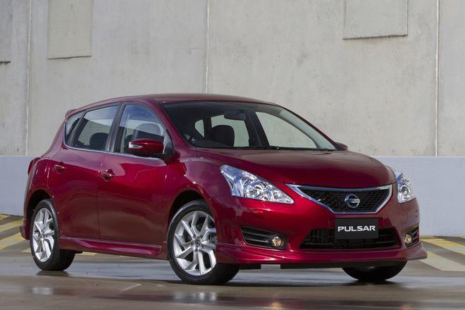 На австралийской автовыставке было показано новое поколение Tiida