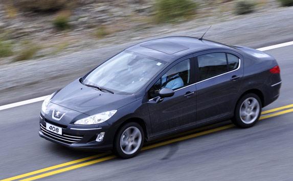 Дизельная версия Peugeot 408 появляется на рынке