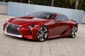 Самые интересные автомобили 2012 года – новинки и концепты
