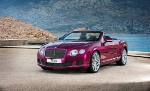 Самый быстрый Bentley будет кабриолетом