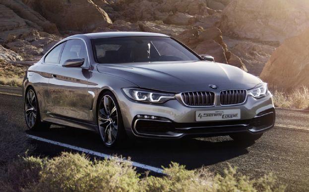 Официально представлена BMW 4-series