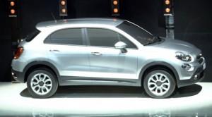 Fiat наладит производство новинки 500x и компакт-кроссовера Jeep  в Италии