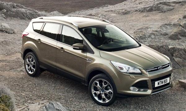Началось серийное производство Ford Kuga