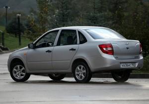 «АвтоВАЗом» будет отозвано 45 тысяч Lada Granta