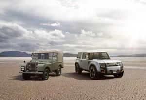 Land Rover DC100 в скором будущем пойдет в серию
