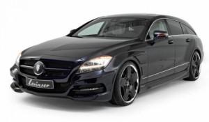 Lorinser продемонстрировал свой тюнинг-пакет Mercedes-Benz CLS Shooting Brake