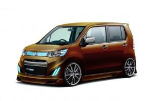 Suzuki намерен представить в Токио два концептуальных сити-кара