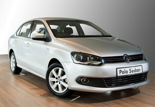 Volkswagen улучшил российский Polo