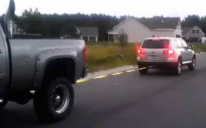 Битва VW Touareg против Chevrolet Silverado