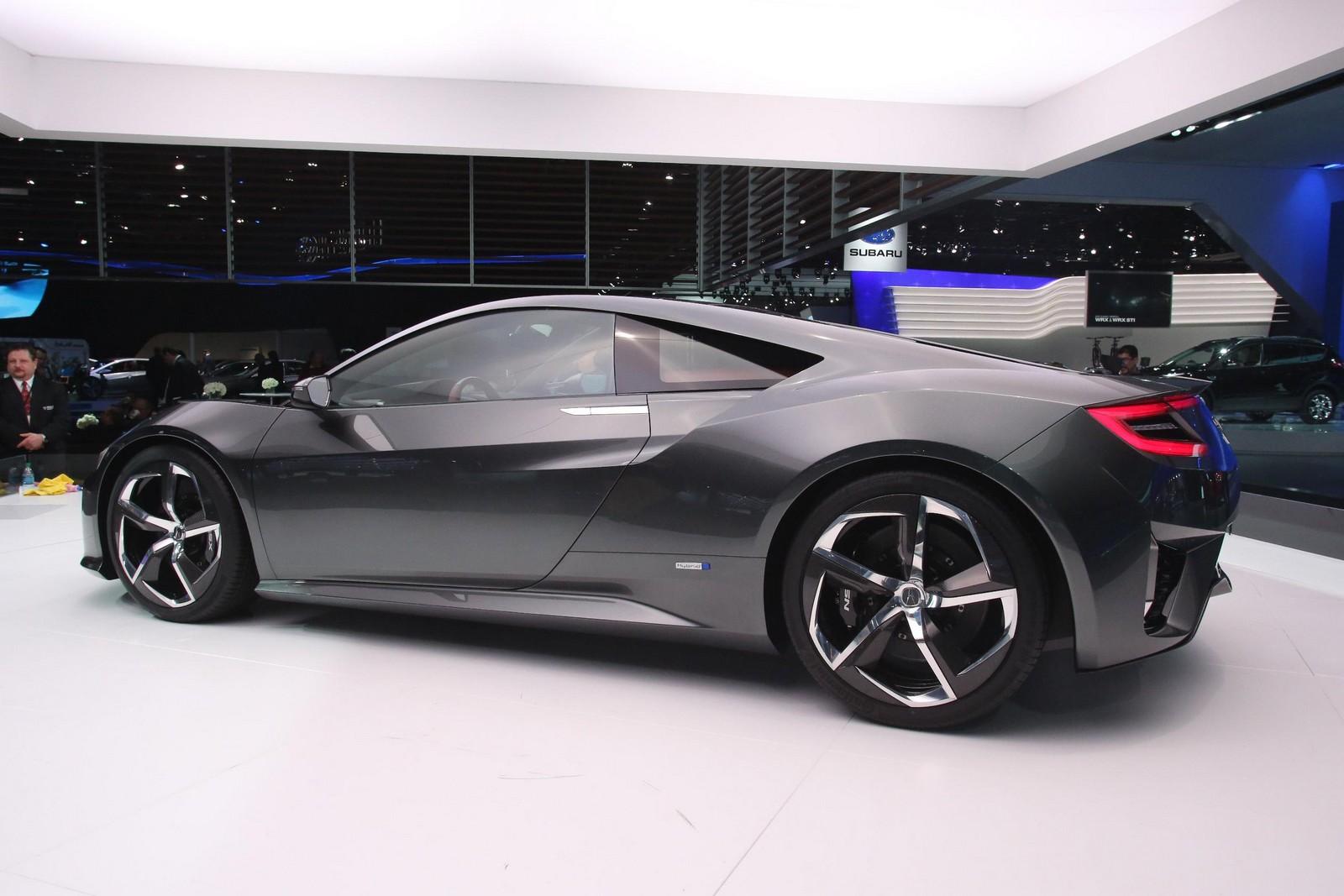 Acura nsx 2015 concept 6