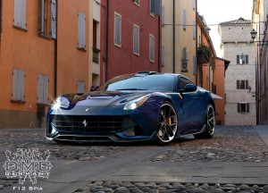 Тюнинг Ferrari F12berlinetta Spia от DMC