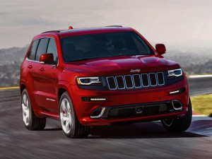 Jeep представил новый Grand Cherokee SRT