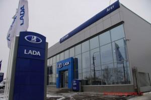 Скорость продаж «АвтоВАЗа» в 2012 году достигла одного автомобиля в минуту
