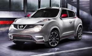 Nismo повысит мощность Nissan Juke