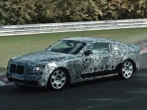 Обещанная новинка Rolls-Royce получила название