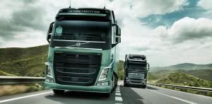 Несколько слов о новом Volvo FH