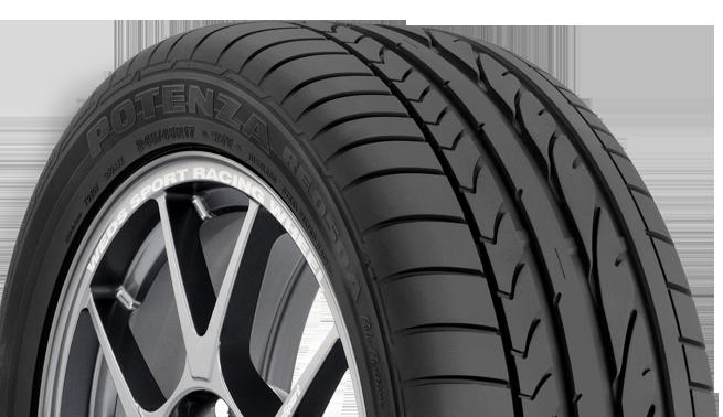 Шины Bridgestone Potenza RE 5 A (Бриджстоун