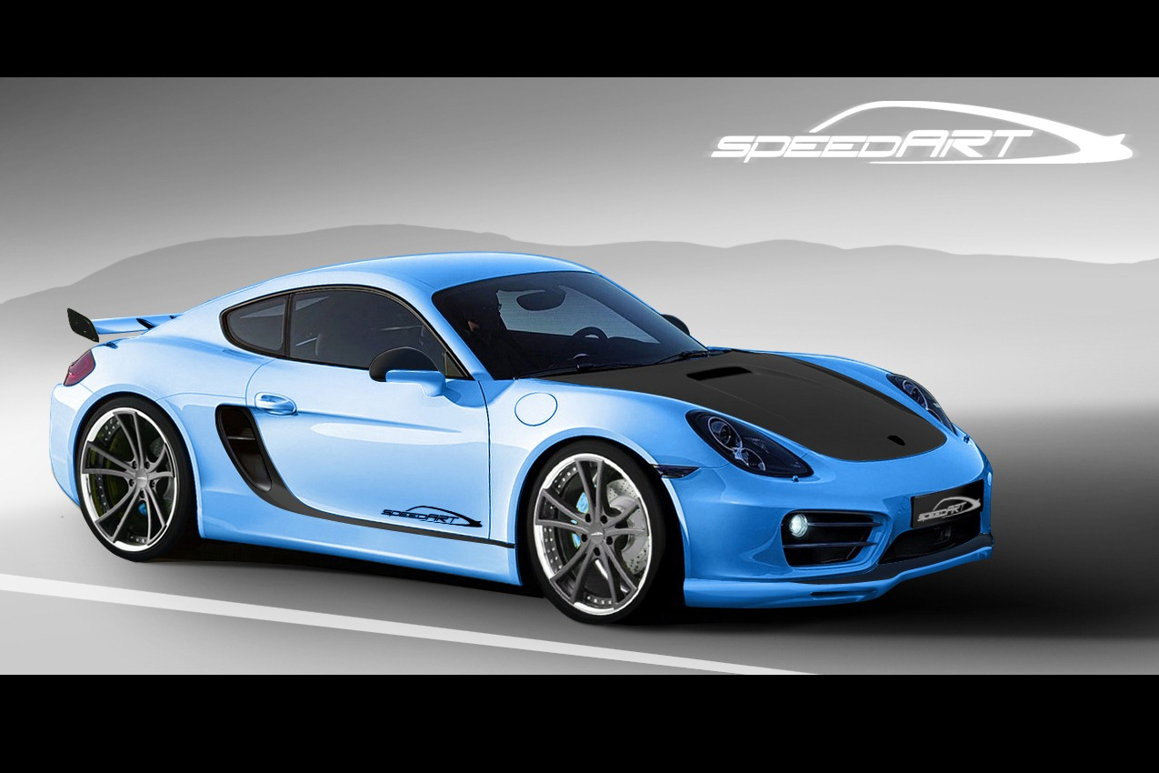 tuning porsche cayman speedart. Black Bedroom Furniture Sets. Home Design Ideas