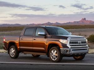 Пикап Toyota Tundra обновился