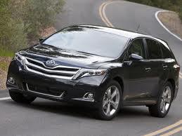 Летом в России начнутся продажи Toyota Venza