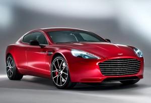 Aston Martin Rapide S доступен для заказов в России
