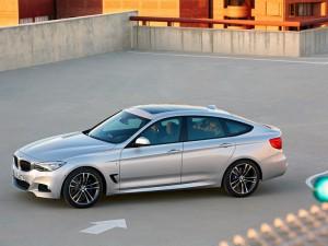 Российские цены на новый BMW 3-Series GT объявлены официально