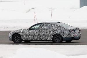 Фотошпионы «словили» новое поколение BMW 7-Series + фото