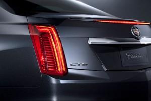 Новый Cadillac CTS «засветился» в сети на фото