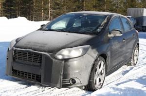 Ford намерен обновить модель Focus