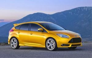 Ford Focus ST – европейский лидер «заряженных» хэтчбеков