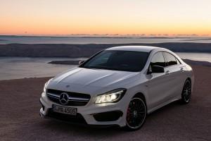 Mercedes-Benz CLA AMG получил 360 «лошадей» + фото
