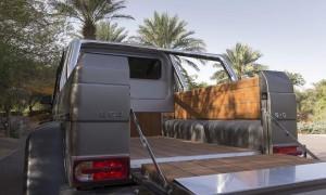 Mercedes-Benz будет выпускать шестиколесный внедорожник G 63 AMG серийно