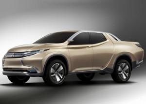 Осенью этого года Mitsubishi представит новый L200