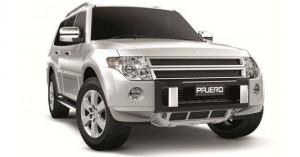 Новое поколение Mitsubishi Pajero в 2015 году не ранее