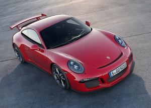 Самый «горячий» Porsche 911 показали в Женеве
